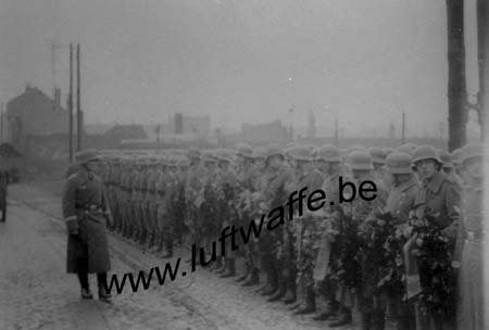 F-59000 Lille. Inhumation des tués du 1.12.43. (WL323)