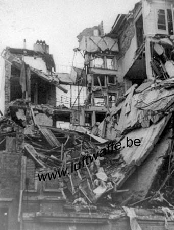 F-59000 Lille. Mai 40. Destructions (WL72)