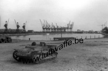 F-59140 Dunkerque-Calais (probablement). Fin 40 (WL273)