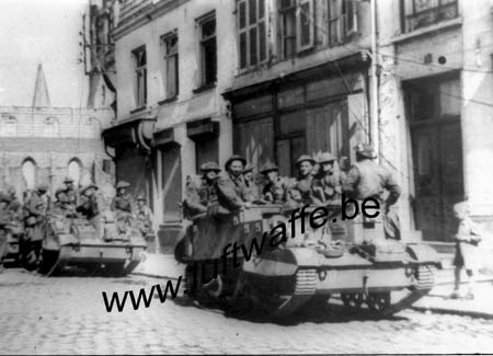 F-59140 Dunkerque (région). 1944. Canadiens (WH63)