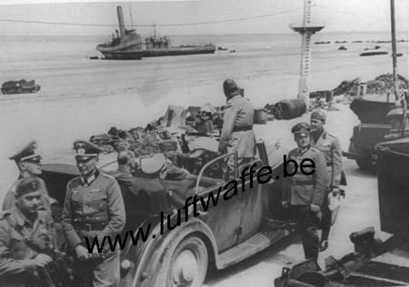 F-59140 Dunkerque. 40 (13 juillet). Visite du Comte Ciano (AR17)
