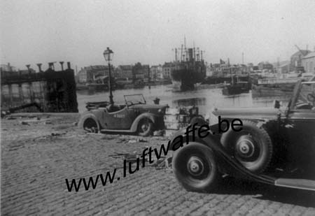 F-59140 Dunkerque. Mi-40. Le port (WH92)