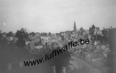 F-59140 Dunkerque. Vue de la caserne. 1940 (WH10)