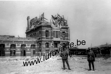 F-59440 Avesnes. Mai 40. Gare (2) (WH77)