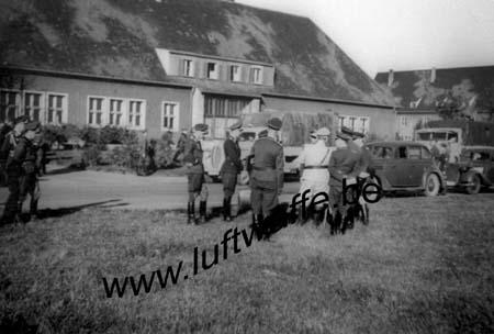 F-62510 Arques. Camp de Clairmarais. 1942 (WL217)