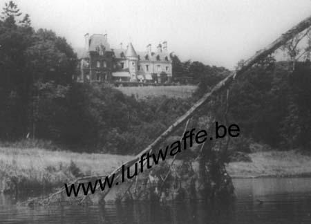 F-78117 Toussus-le-Noble. 1941. Château des Cotes (WL609)