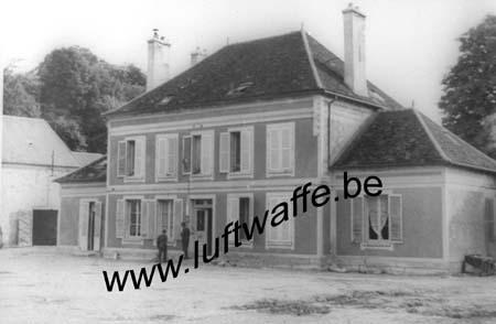 F-02210 Oulchy-le-Château. Mai 40 (77.100)
