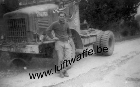 F-13140 Miramas. 1946. Un PG (WL 558)