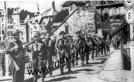 F-14600 Honfleur. 1944. Brigade Piron (B17)