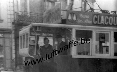 F-18000 Bourges. Un tram en 1940 (WL163)